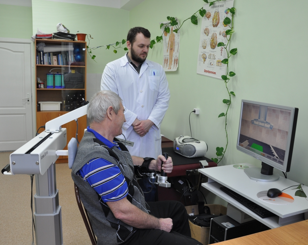 В Региональный сосудистый центр ежегодно обращаются до тысячи пациентов.