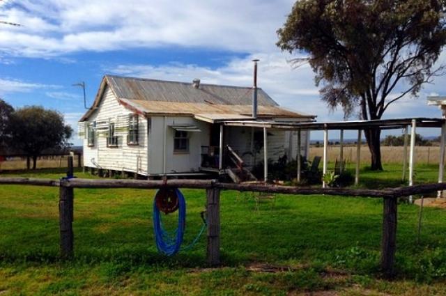 Дом в Австралии. По проекту