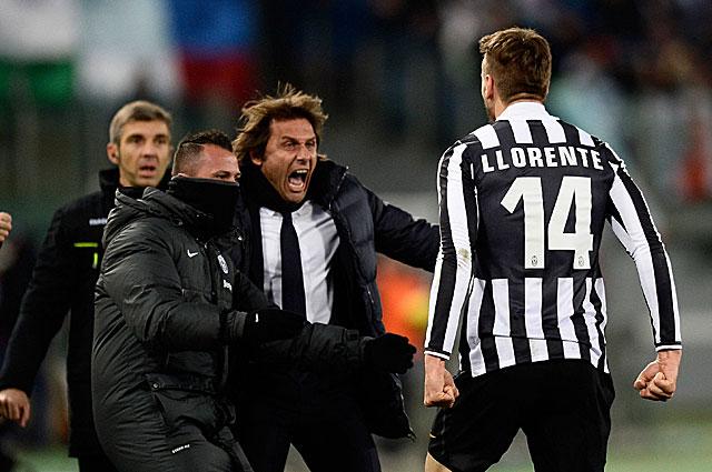 Миланский Интер отправляется в гости к действующему чемпиону и лидеру в турнирной таблице, туринскому Ювентусу