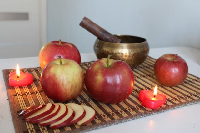 Из яблок можно приготовить отличный полезный квас.