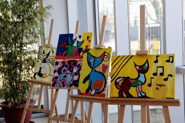 Искусство может быть разным, но хранится оно в музеях.