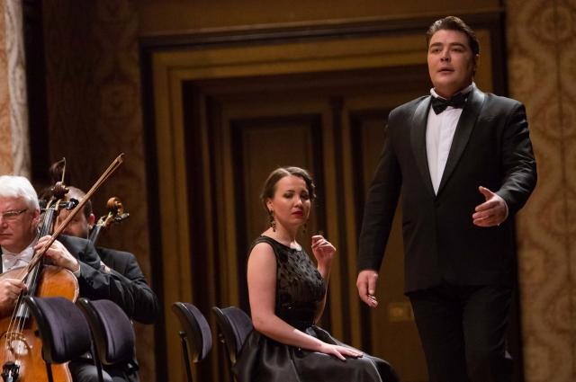 Ушел из жизни оперный певец Эдуард Цанга.
