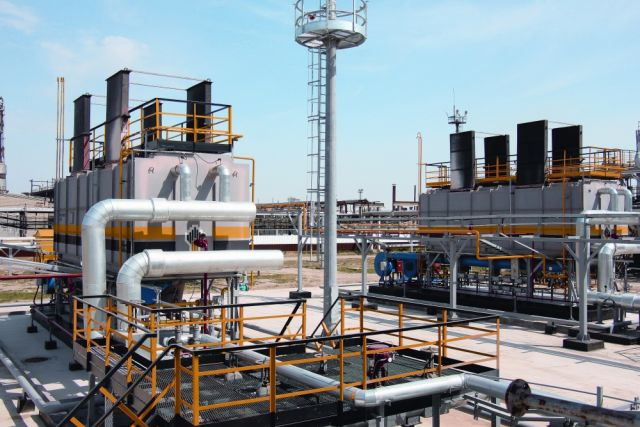65 лет назад на Ставрополье началась промышленная добыча нефти и успешно продолжается по сей день.