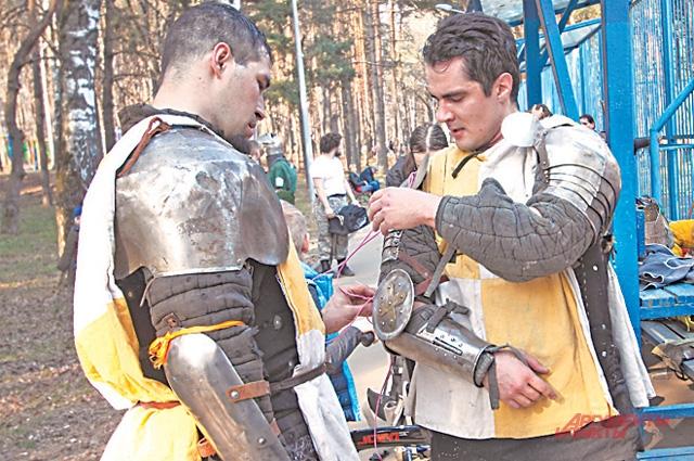 Котловка примет турнир исторического фехтования.