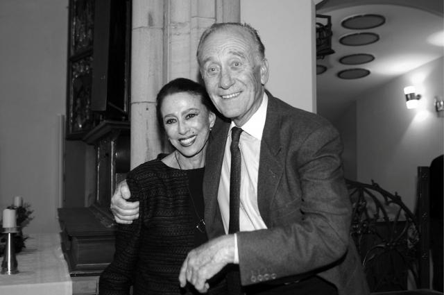 Майя Плисецкая и Родион Щедрин были в браке 58 лет.