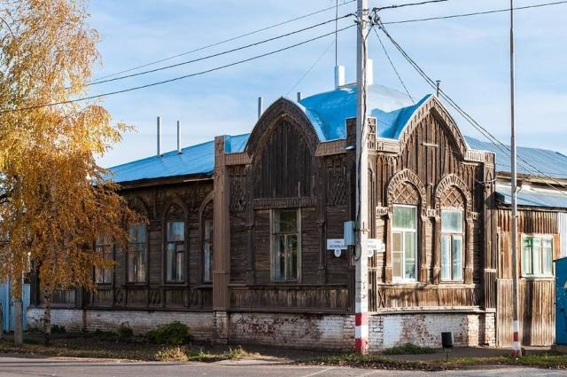 О деревянной синагоге сохранились