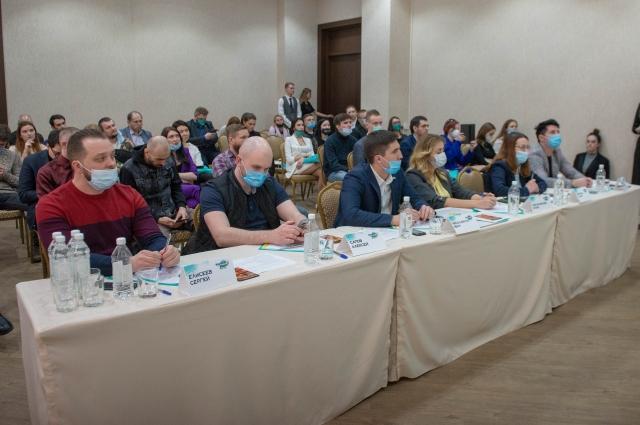 Выбрать победителей, как признаются члены жюри, было непросто.