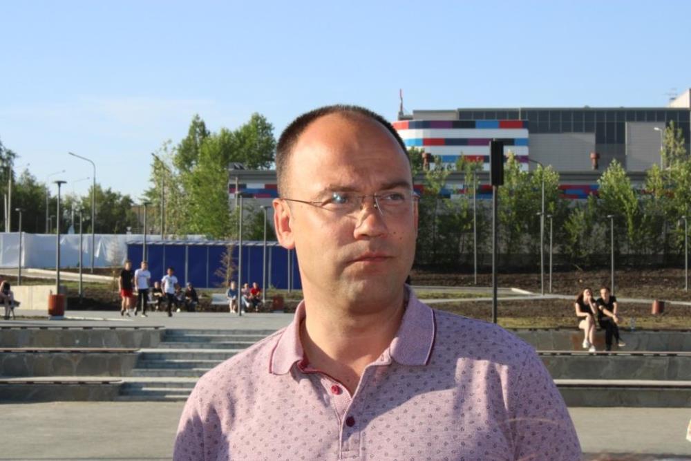 Олег Буданов.