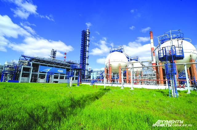 Первое предприятие, с которым начали сотрудничать Вельц - омский нефтезавод.