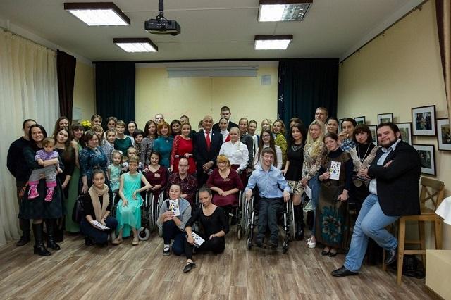 «Квартал Луи» - уникальный проект по социализации молодых инвалидов.