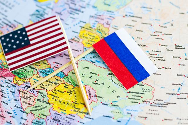 Россия, США, Украина