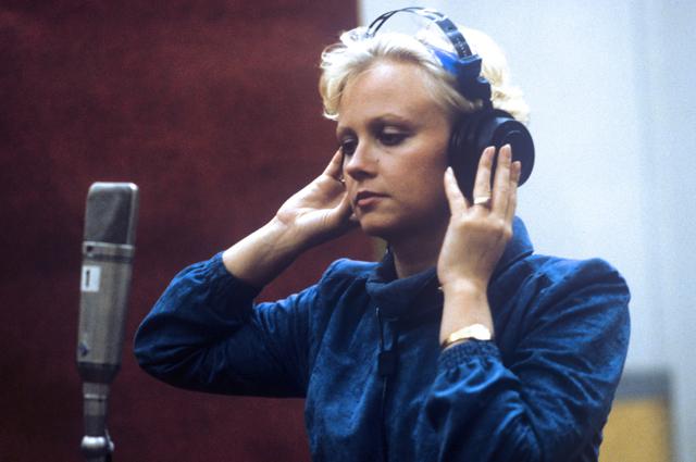 Анне Вески. 1985 год.