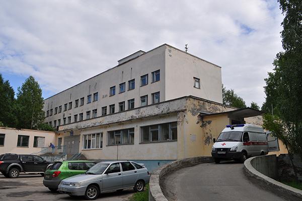 Северодвинцы требуют ремонта больницы.