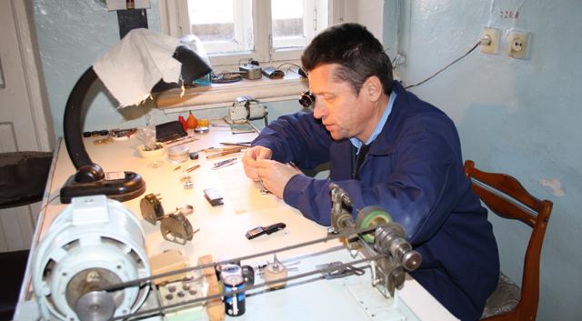 Олег Рафиков, правнук Марии Гржимайло
