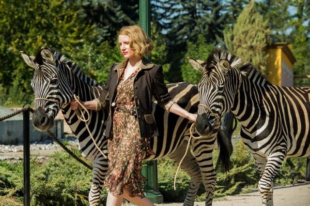 «Жена смотрителя зоопарка».