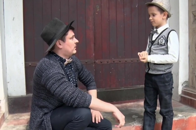 Евгений Колесов: «Моя задача - прививать культуру уважения к знаниям, к учителю».