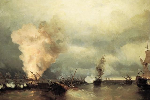 На дне Балтики затонули десятки шведских кораблей.