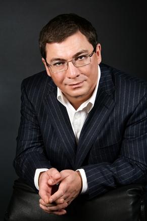 Депутат Алексей Бородин.