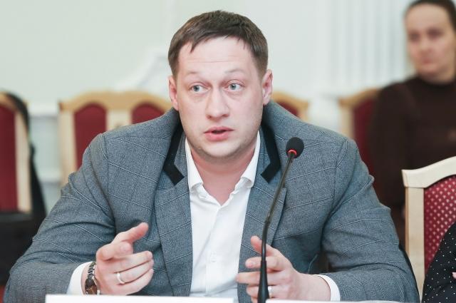 Павел Пашинин.