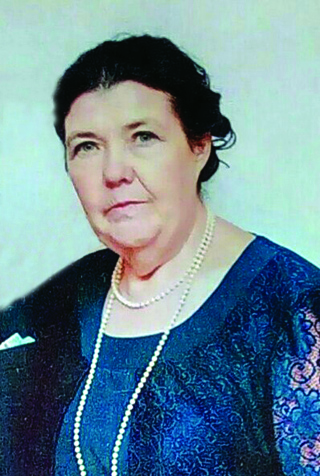 Наталья Русалкина.