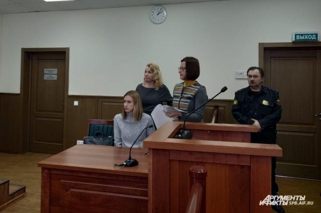 Мария намерена добиться справедливости в суде.