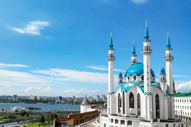 Жители Уфы ездят в Татарстан, чтобы полюбоваться красотами Казани