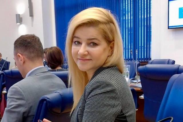 Ольга Косец.