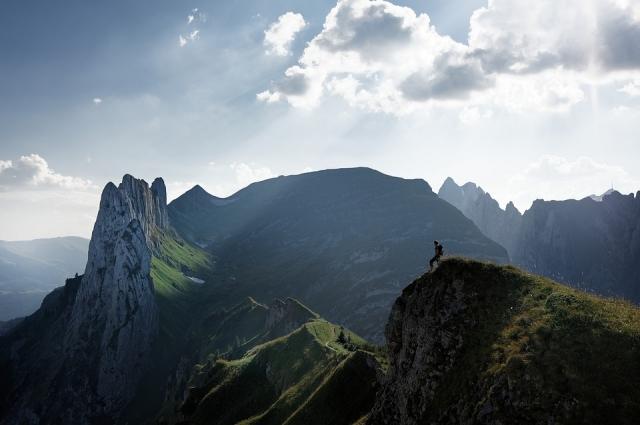 Уникальный ландшафт Алтая никого не оставит равнодушным.