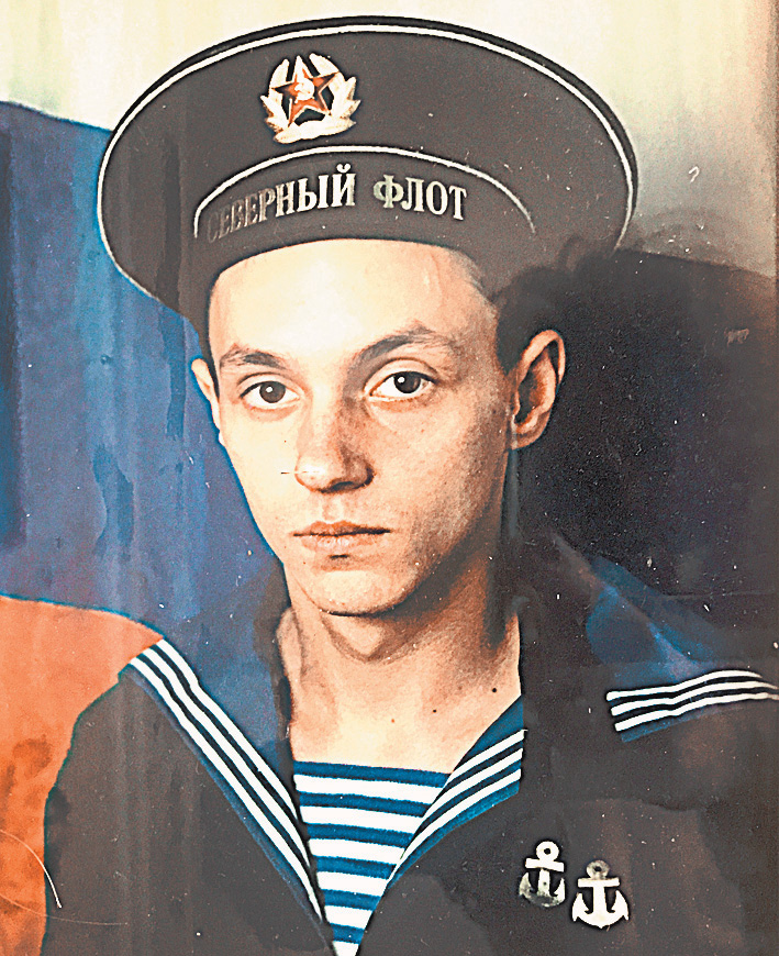 Дмитрий Старосельцев.