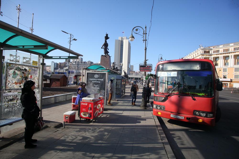Транспорт Владивостока