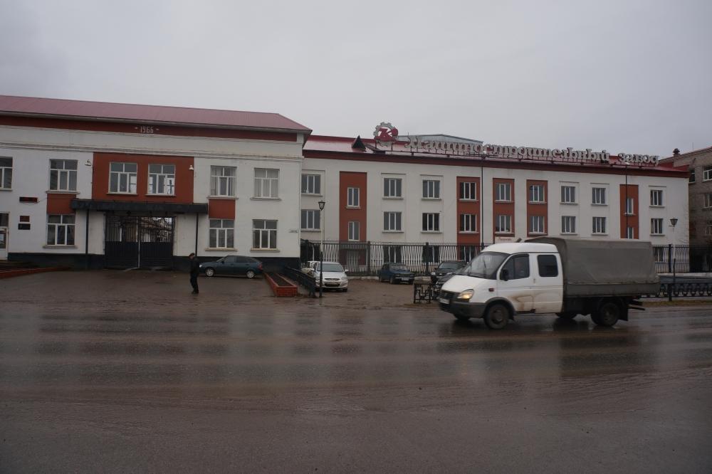 Машиностроительный завод Камбарки - один из поставщиков отходов I и II классов