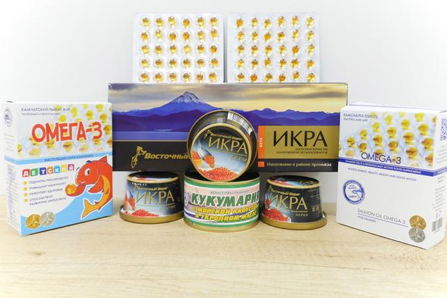 На Камчатке производят уникальные товары.