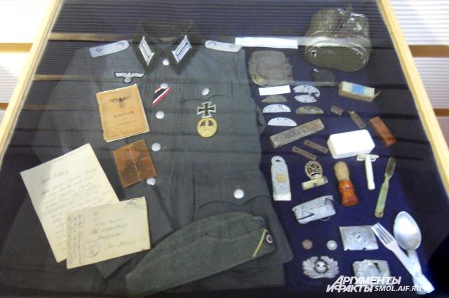 Большинство экспонатов найдено и бережно восстановлено самим Владимиром.