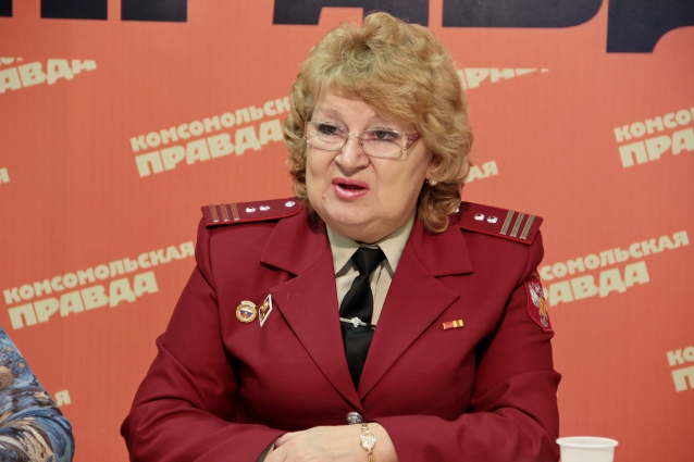 Валентина Воронок.