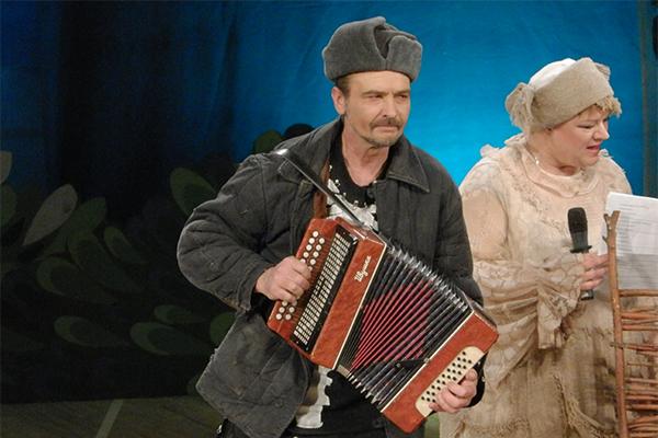 Андрей Лепеев учился в театральном 9 лет!