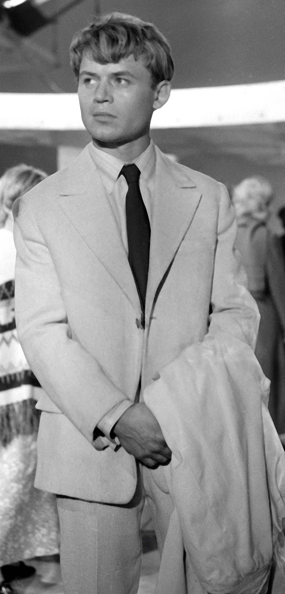 Сергей Никоненко в роли Сергея Есенина в фильме «Сергей Есенин», 1971 год