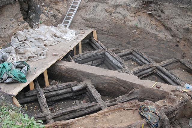 Деньги на прхеологические изыскания были найдены.