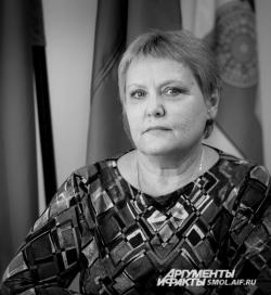 Татьяна Семенкова.