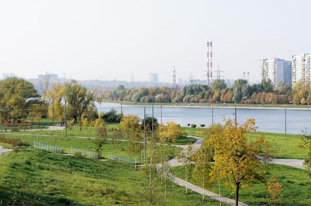 Братеевский парк.
