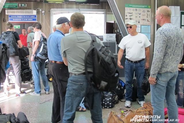 Путешественники скорее похожи на рабочий народ, чем на бизнесменов.