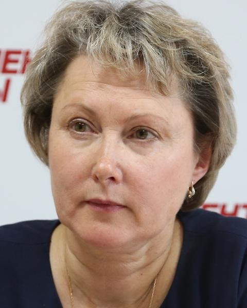 Ирина Вострюхина