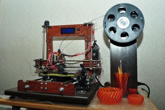 Процесс производства объёмных фигур можно рассмотреть в деталях.