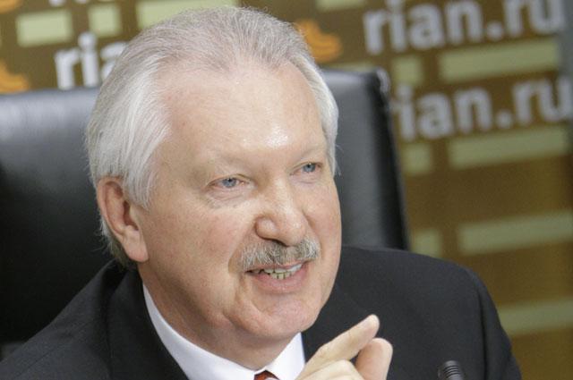 Владимир Торлопов.