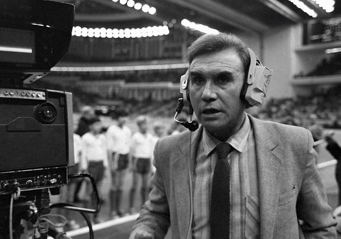 Владимир Маслаченко, 1987 г.