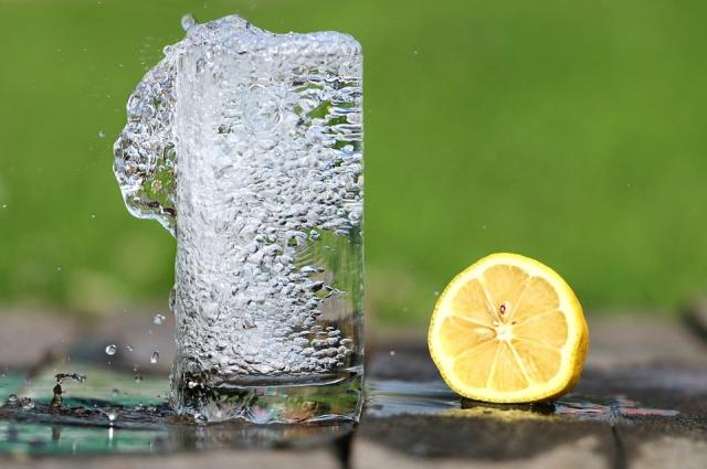 Чистой воды много не бывает.