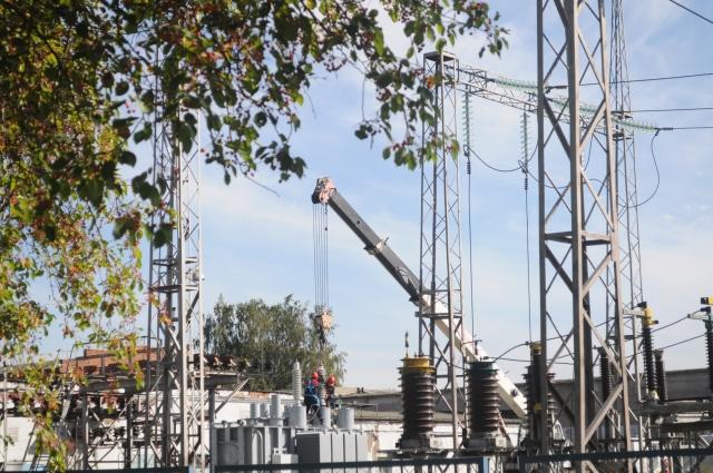Омские энергетики отремонтировали порядка 250 электроподстанций.