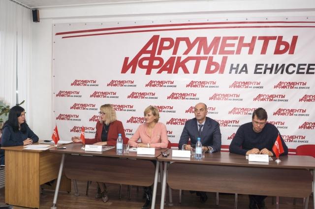 Ситуация на рынке недвижимости обсудили в пресс-центре