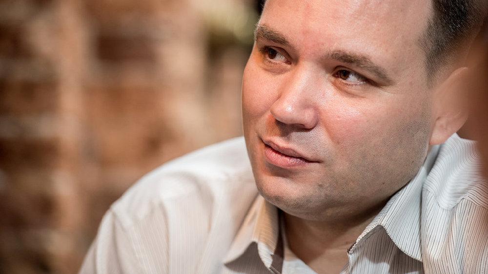 Главный редактор «АиФ-Рязань» Александр Мысовских на встрече с губернатором.