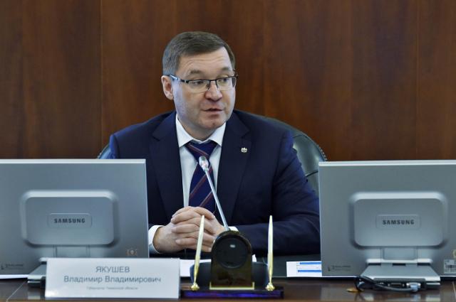 Свой нынешний пост Владимир Якушев занимает уже 13 лет.