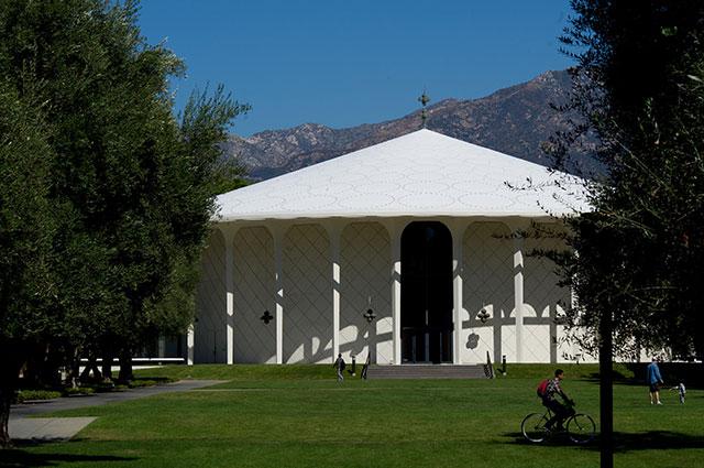 Калифорнийский технологический институт.
